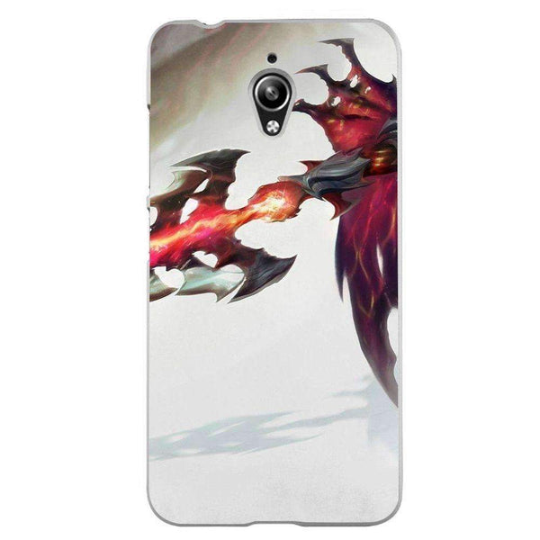 Husă League Of Legends - Aatrox ASUS Zenfone Go 5 Zc500tg - Guardo - Guardo,