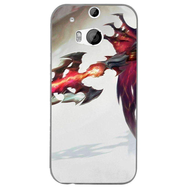 Husă League Of Legends - Aatrox HTC One M8 - Guardo - Guardo,