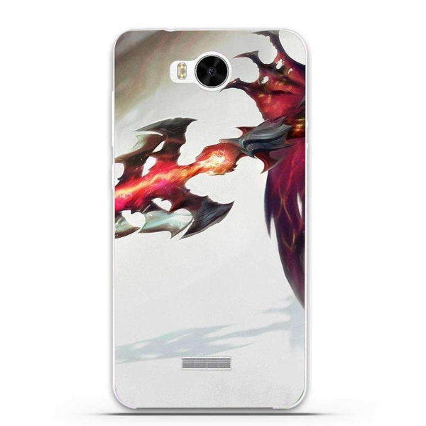 Husă League Of Legends - Aatrox HUAWEI Ascend Y5c Y541 - Guardo - Guardo,