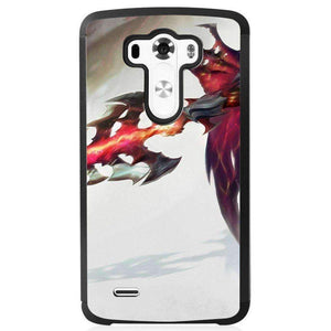 Husă League Of Legends - Aatrox LG G3 Mini-Husa-Guardo.shop