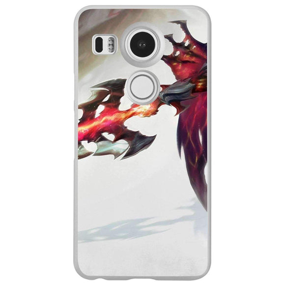 Husă League Of Legends - Aatrox LG Nexus 5-Husa-Guardo.shop