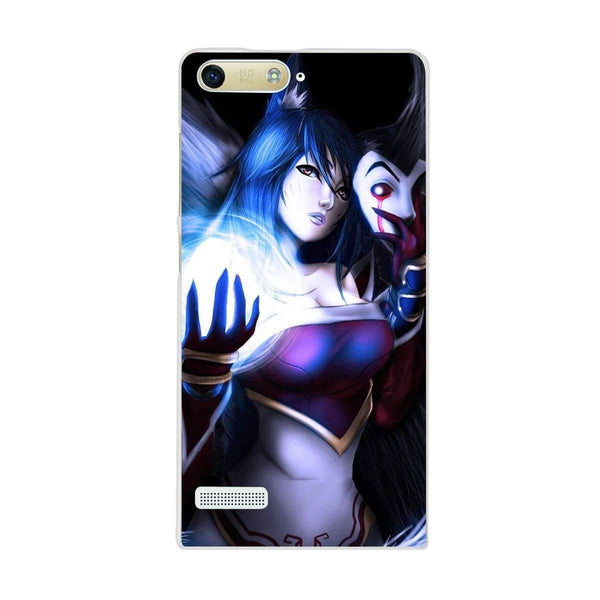 Husă League Of Legends - Ahri HUAWEI Ascend G6 - Guardo - Guardo,