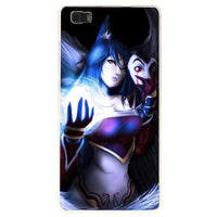 Husă League Of Legends - Ahri HUAWEI Ascend P8 - Guardo - Guardo,