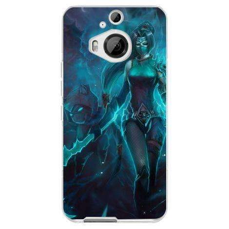Husă League Of Legends - Akali HTC One M9-Husa-Guardo.shop