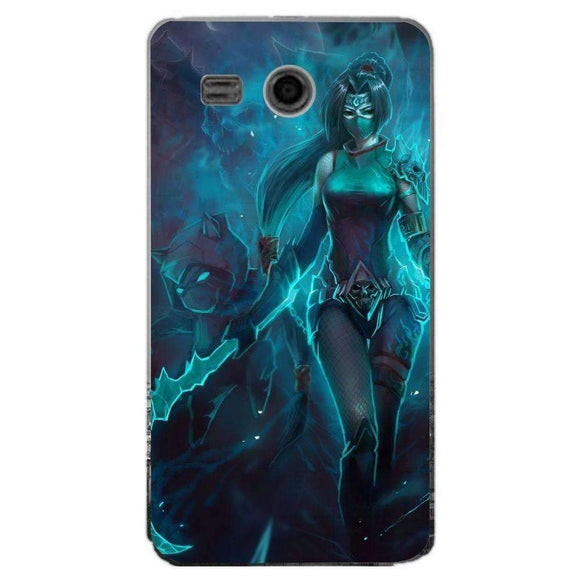 Husă League Of Legends - Akali HUAWEI Y511-Husa-Guardo.shop