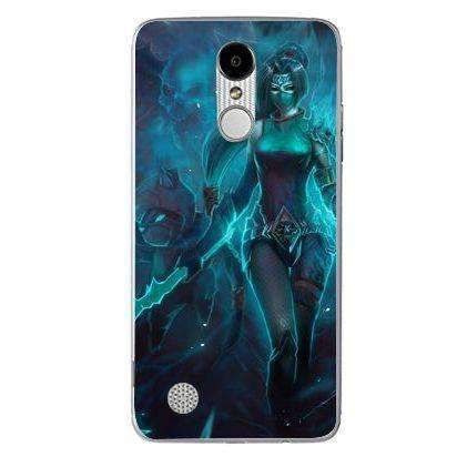 Husă League Of Legends - Akali LG K4-Husa-Guardo.shop