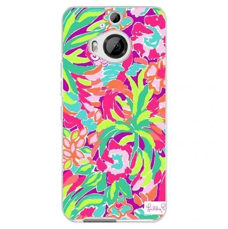 Husă Lilly Flamingo Tropic Color HTC One M9 Plus-Guardo.shop-Guardo.shop