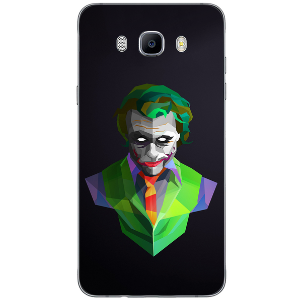 Husă Low Poly Joker SAMSUNG Galaxy J7 2016-Guardo.shop-Guardo.shop