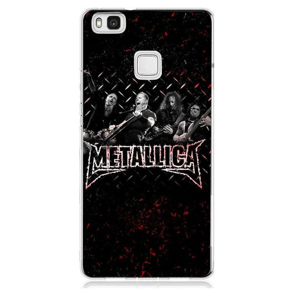 Husă Metallica Rock Band HUAWEI P9 Lite-Guardo.shop-Guardo.shop