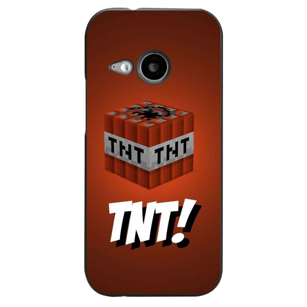Husă Minecraft - Tnt HTC One Mini 2 (m8) - Guardo - Guardo,