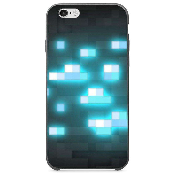 Husă Minecraft Diamonds APPLE Iphone 5s / Iphone SE-Husa-Guardo.shop