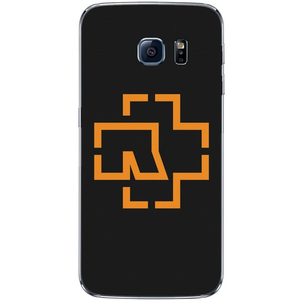 Husă Rammstein Symbol Background SAMSUNG Galaxy S8-Husa-Guardo.shop