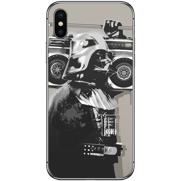 Husă Retro Darth Vader Street Art APPLE Iphone X-Guardo.shop-Guardo.shop