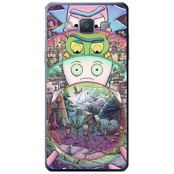 Husă Rick&morty Galaxy SAMSUNG Galaxy A5-Guardo.shop-Guardo.shop