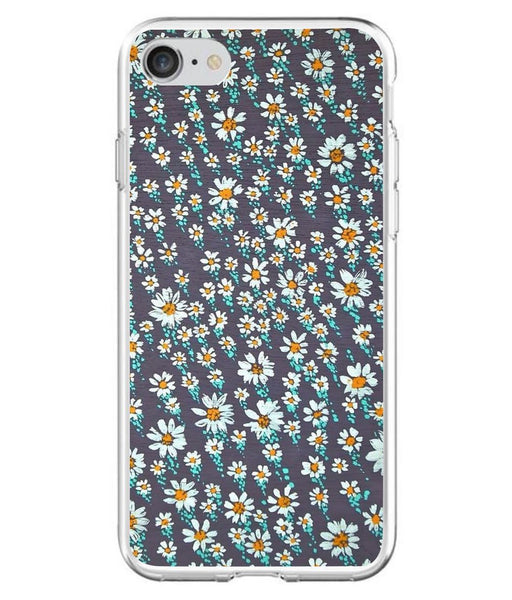 Husă Summer Flowers Pattern APPLE Iphone 7-Guardo.shop-Guardo.shop