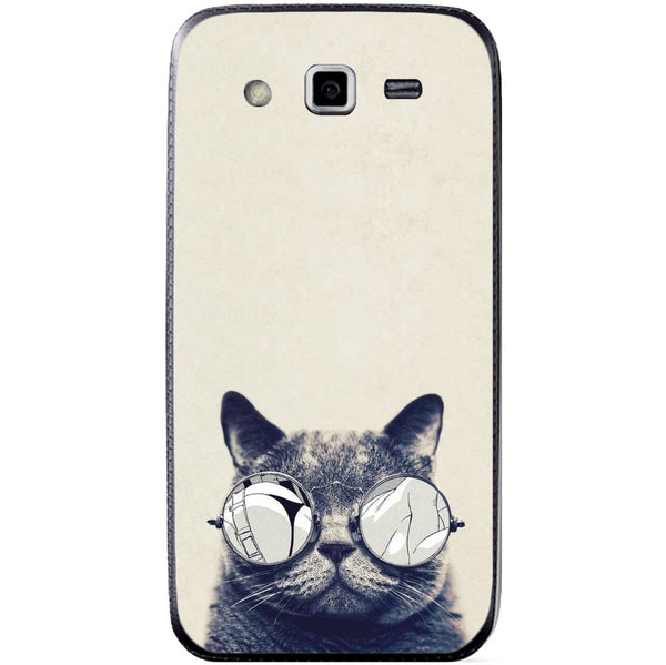Husă Sunglasses Cat SAMSUNG Galaxy Grand 2-Guardo.shop-Guardo.shop