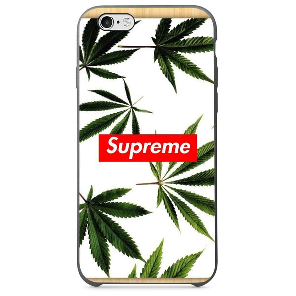 Husă Supreme Marijuana APPLE Iphone 5s / Iphone SE-Husa-Guardo.shop