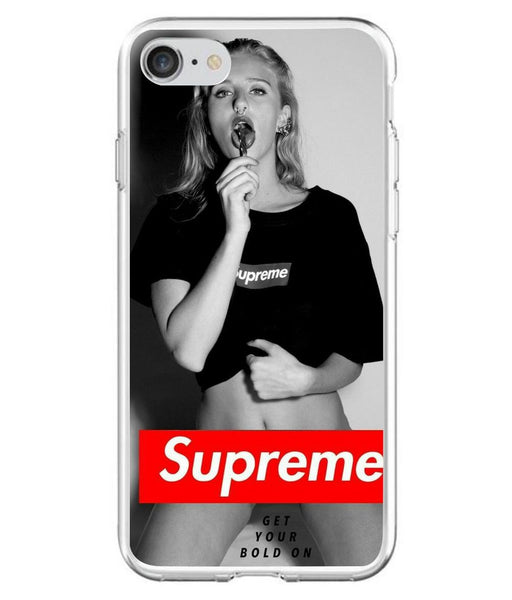 Husă Supreme Girl APPLE Iphone 7-Guardo.shop-Guardo.shop