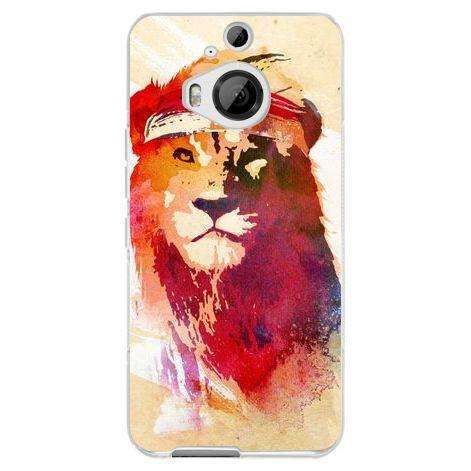 Husă The Lion Painting HTC One M9 Plus-Guardo.shop-Guardo.shop