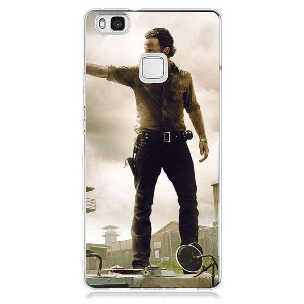 Husă The Walking Dead HUAWEI P9-Guardo.shop-Guardo.shop