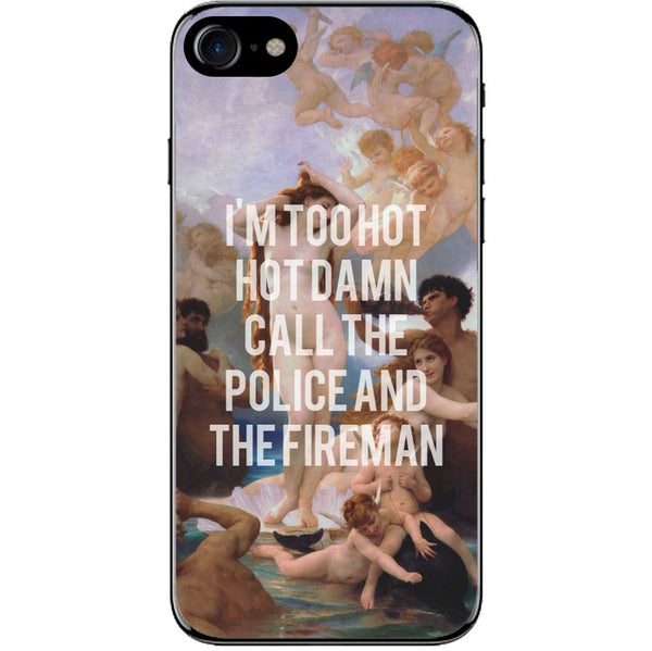 Husă Too Hot Painting APPLE Iphone 8-Guardo.shop-Guardo.shop