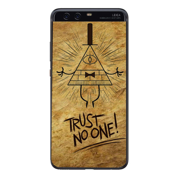 Husă Trust No One HUAWEI P10 Plus-Guardo.shop-Guardo.shop