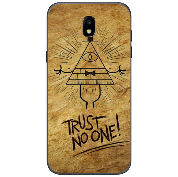 Husă Trust No One SAMSUNG Galaxy J5 2017-Husa-Guardo.shop
