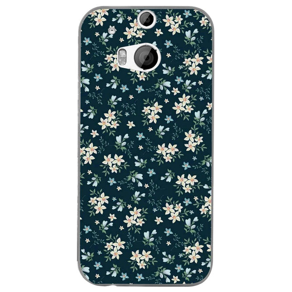 Husă Vintage Flowers HTC One M8-Guardo.shop-Guardo.shop