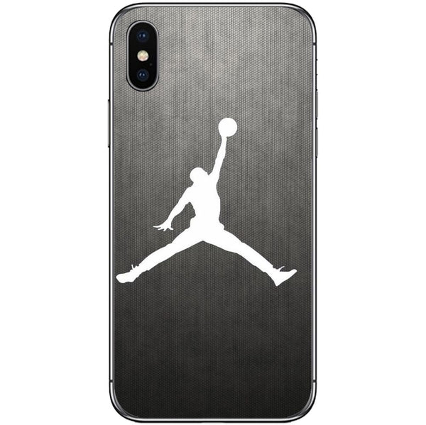 Husă White Jordan APPLE Iphone X-Guardo.shop-Guardo.shop
