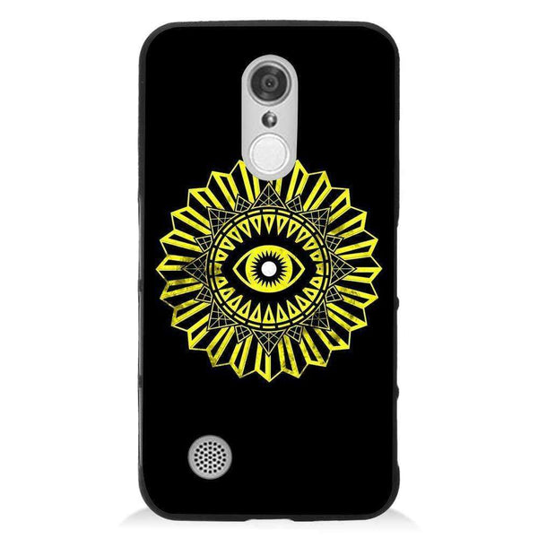 Husă Yellow Destiny Eye LG K8 2017-Guardo.shop-Guardo.shop