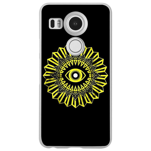 Husă Yellow Destiny Eye LG Nexus 5x - Guardo - Guardo,