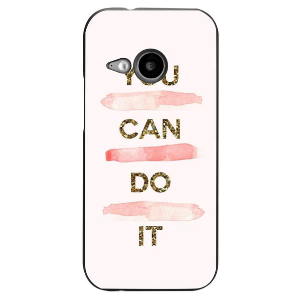 Husă You Can Do It HTC One Mini 2 (m8)-Guardo.shop-Guardo.shop