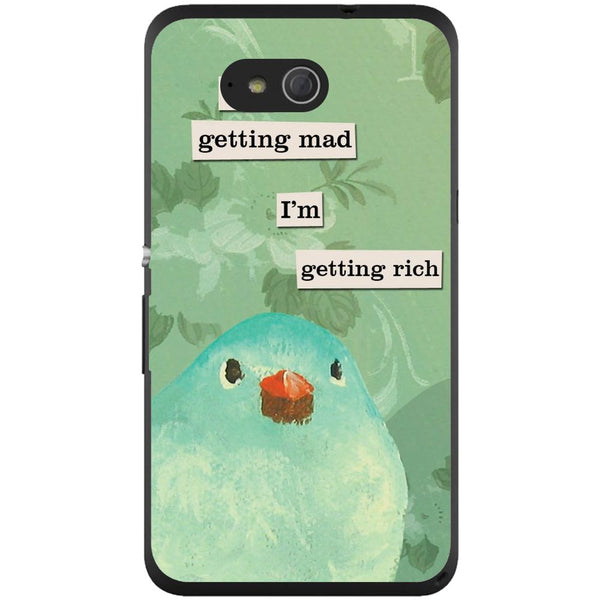 Husă You Getting Mad Im Getting Rich Sony Xperia E4g E2003-Guardo.shop-Guardo.shop