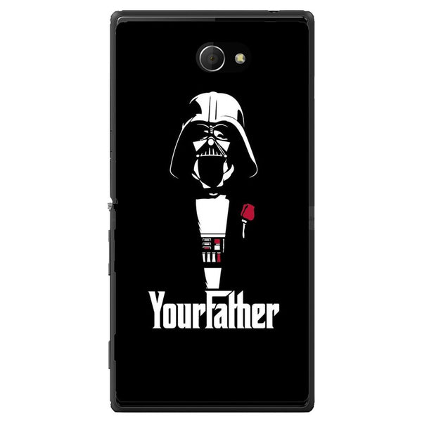Husă Yourfather Sony Xperia M2 Dual D2302-Guardo.shop-Guardo.shop