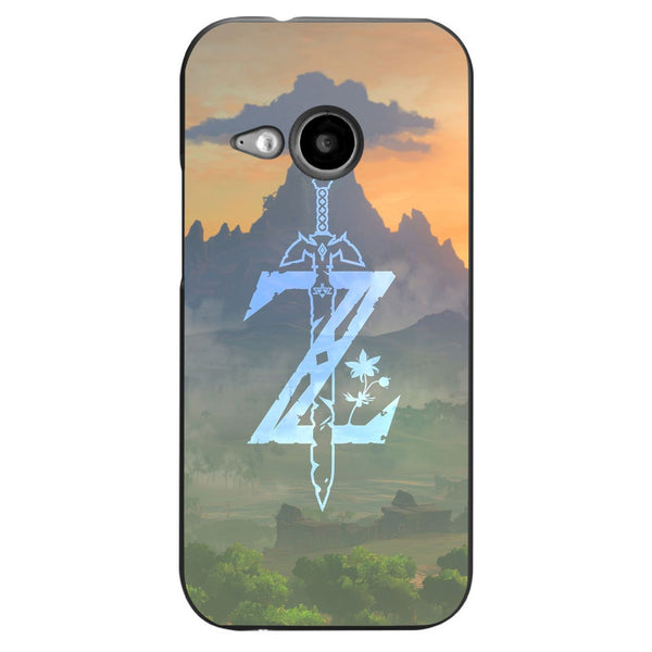 Husă Zelda Sword Illustation HTC One Mini 2 (m8)-Guardo.shop-Guardo.shop