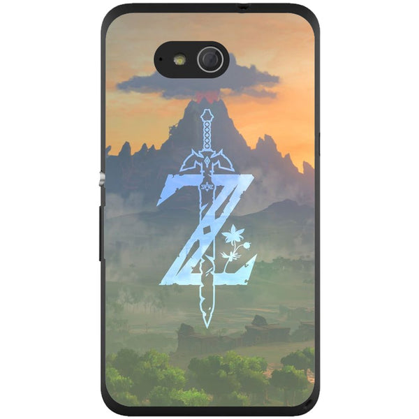 Husă Zelda Sword Illustation Sony Xperia E4g E2003-Guardo.shop-Guardo.shop