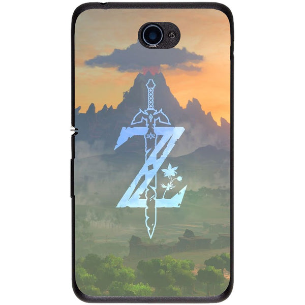 Husă Zelda Sword Illustation Sony Xperia E4 E2104 5-Guardo.shop-Guardo.shop