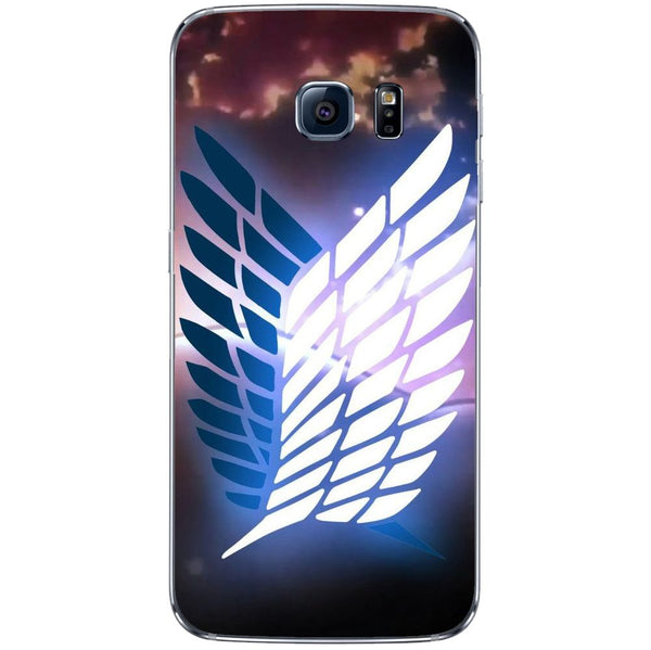 Husă Attack On Titan Glow SAMSUNG Galaxy S8-Husa-Guardo.shop