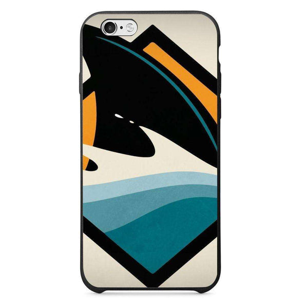 Husă Attention Sharks APPLE Iphone 6 - Guardo - Guardo,