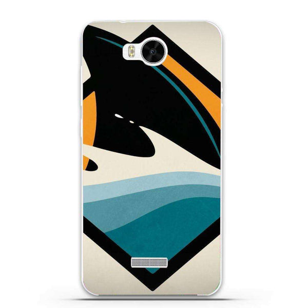 Husă Attention Sharks HUAWEI Y5c Y541-Guardo.shop-Guardo.shop