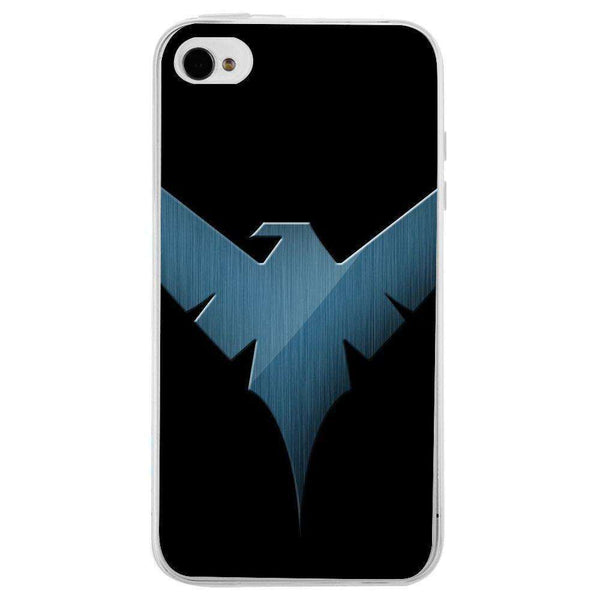 Husă Blue Bird APPLE Iphone 4-Guardo.shop-Guardo.shop