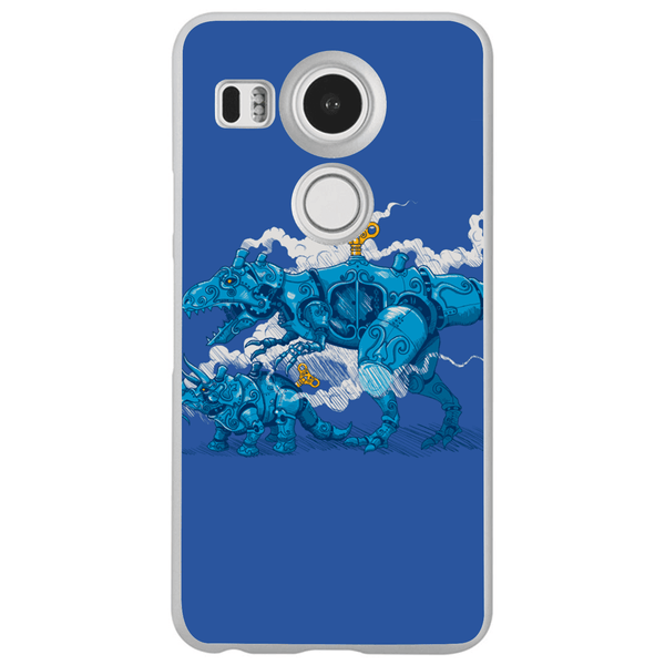 Husă Blue Fight LG Nexus 5-Guardo.shop-Guardo.shop