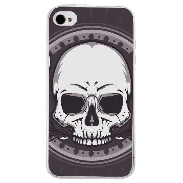 Husă Bone Skull APPLE Iphone 4-Guardo.shop-Guardo.shop