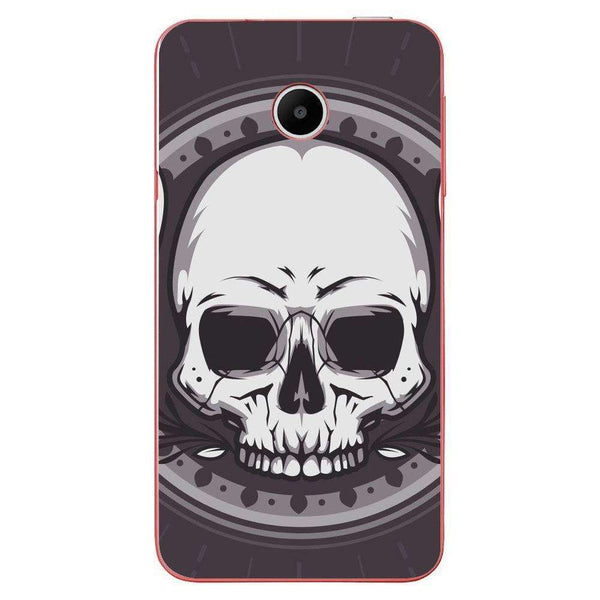 Husă Bone Skull HUAWEI Y330-Husa-Guardo.shop