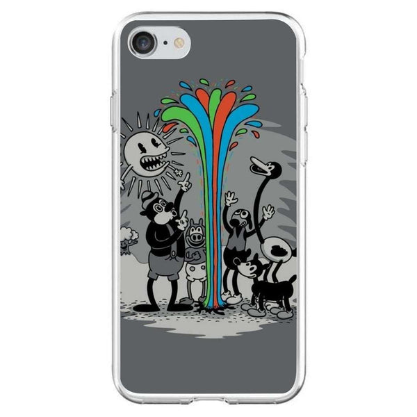 Husă Cartoons APPLE Iphone 7 White-Guardo.shop-Guardo.shop
