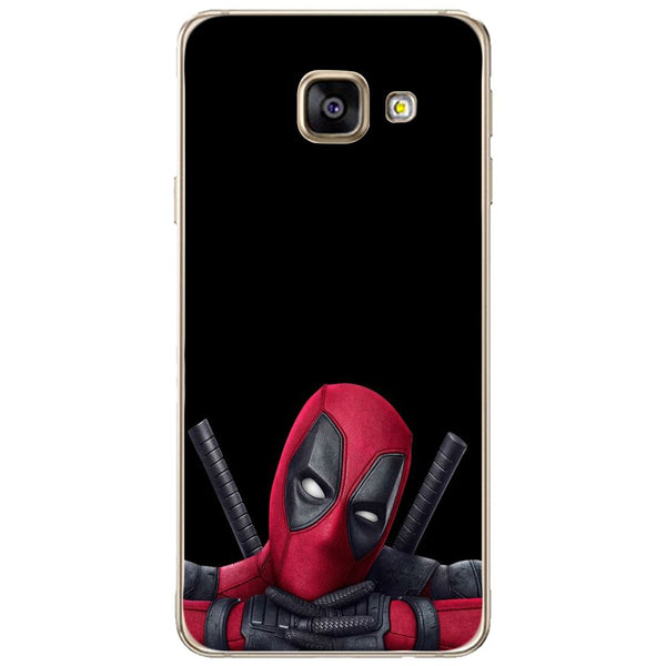 Husă Deadpool SAMSUNG Galaxy A3 2016-Guardo.shop-Guardo.shop