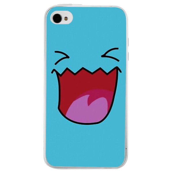 Husă Funny Face APPLE Iphone 4-Guardo.shop-Guardo.shop