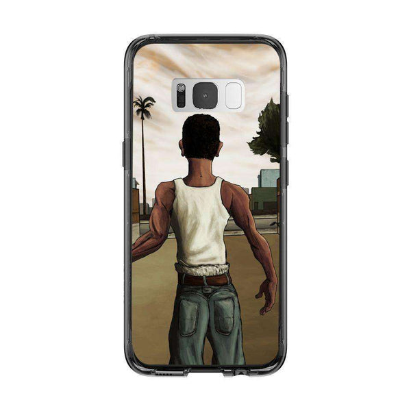 Husă Gta San Andreas SAMSUNG Galaxy S8-Husa-Guardo.shop