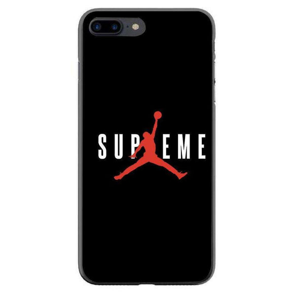 Husă Jordan APPLE Iphone 7 Plus Black-Husa-Guardo.shop