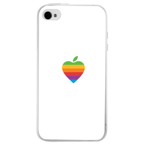 Husă Love Apple APPLE Iphone 4-Guardo.shop-Guardo.shop